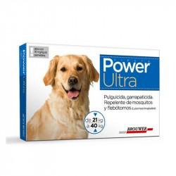 Pipetas Power Ultra de 21...