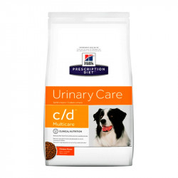 Hills – c/d - Urinary Care...