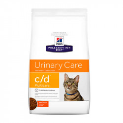 Hills - c/d Urinary Care...