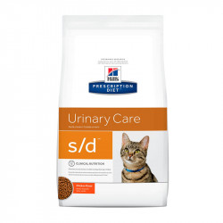 Hills - s/d Urinary Care...
