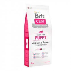 Brit Care Puppy Salmon &...