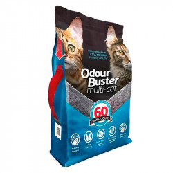 Odour Buster Multi Cat -...