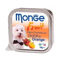 Monge Canine Fruit Pato y...