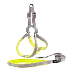 Nunbell Pet Leash + Harness...