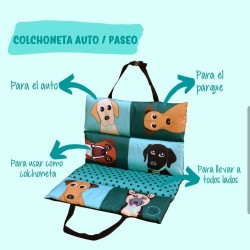 I Love Pets - Colchoneta...