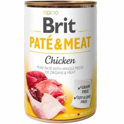 Brit Paté & Meat Chicken -...