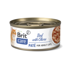 Brit Care - Cat Beef Pate...