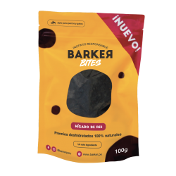 Barker Bites de Hígado de...