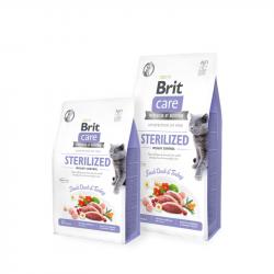 Brit Cat Sterilized and...