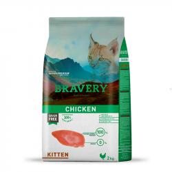Bravery Kitten – Pollo -...
