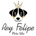 Comida para perros marca Rey Felipe